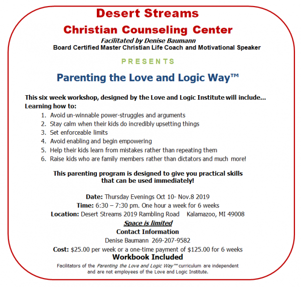 Janine Kitzman - Desert Streams - Quality Counseling