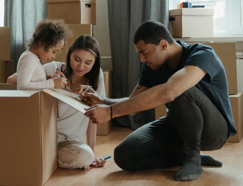 How to Help Your Child with a Family Move